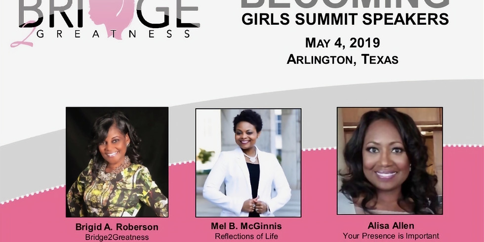 Bridge2Greatness Girls Summit