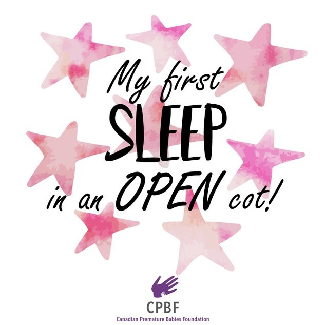 First Sleep in open cot.jpg