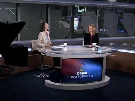 Fabiana - OMNI Interview (Portuguese)