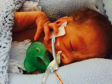 """Nurtured in the NICU: Peer Mentorship and the value of the """"lived experience"""""""