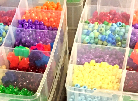 Nurtured in the NICU: A Journey's Story Told Through a Collection of Beads