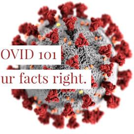 Covid-19 - Lesson 101