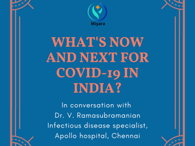 What's now and next for COVID-19 in India?