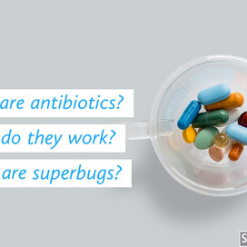 Antibiotics Lesson-101