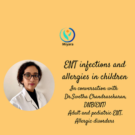 ENT Infections and Allergies in Children