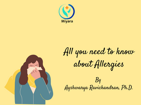 All you need to know about Allergies