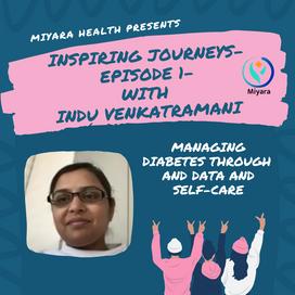 Inspiring Journey's -Episode 1 with Indu Venkatramani