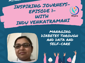 Inspiring Journey's -Episode 1 with Indu Venkatramani