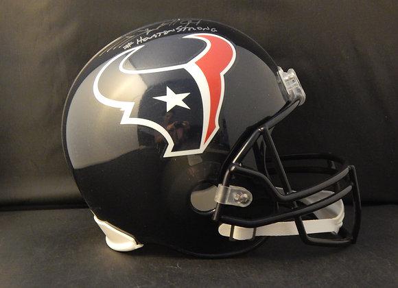 JJ Watt Houston Texans Full Size Replica w/ Inscription
