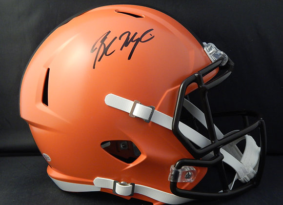 Baker Mayfield Cleveland Browns Full Size Speed Replica