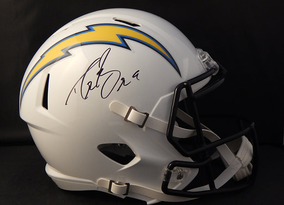 Drew Brees San Diego Chargers Full Size Speed Replica