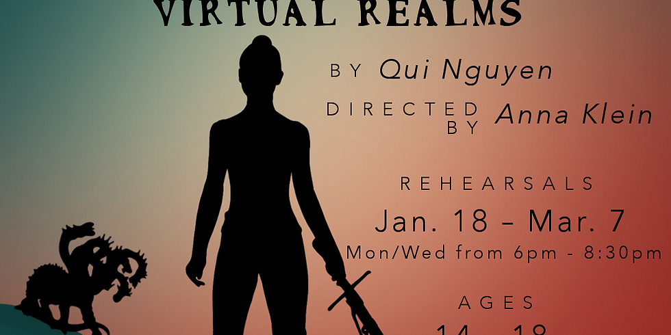 She Kills Monsters: Virtual Realms - March 7th