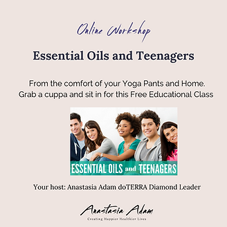 Essential oils and Teenagers Cover (1).p