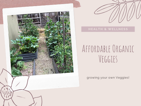 Affordable Organic Veggies