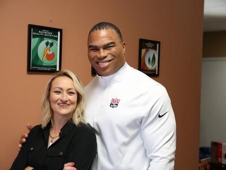 NFL Alumni and New Life Chiropractic