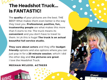 The Headshot Truck: Top Reviews from September 2019