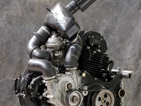 Blowing (up) Ducatis