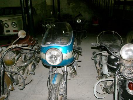 Fidel Castro's Ducati 900SS