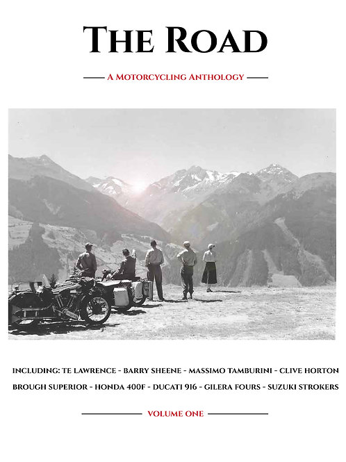 The Road - a motorcycling anthology