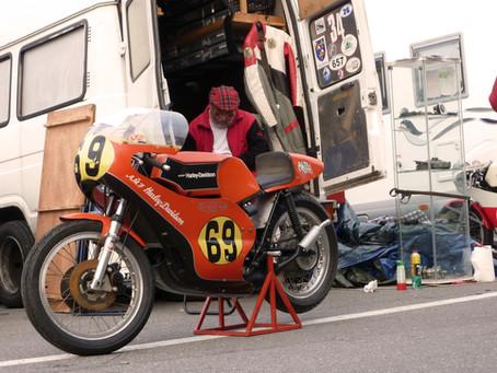 The Harley Davidson that wasn't