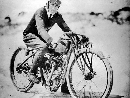The World's fastest (1920) Indian