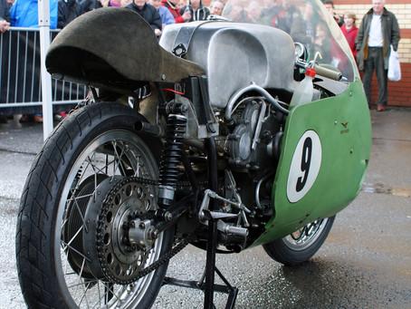 The Mighty Moto Guzzi V8