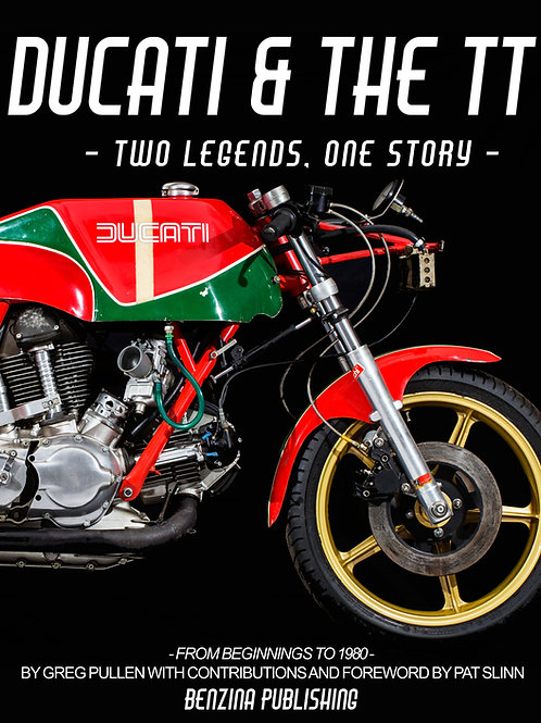Ducati and the TT - from beginings to 1980