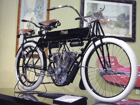 V for Victory - and pretty much most motorcycle manufacturers