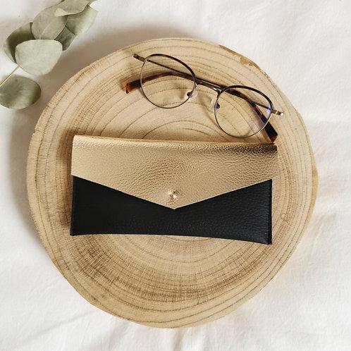 Etui à lunettes   COLETTE   Gold