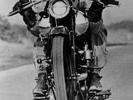 Brough Superior SS100 - the ultimate V-twin?