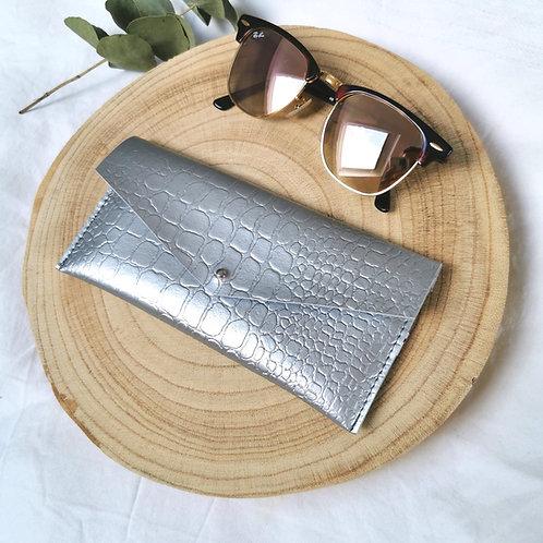 Etui souple à lunettes   COLETTE   Silver