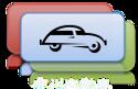 有限会社 布川自動車ロゴマーク