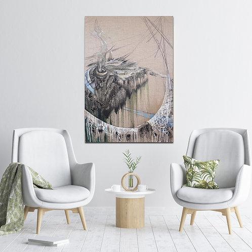 Comment décorer son salon avec une peinture
