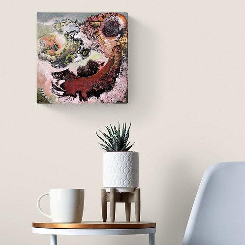 Une décoration unique avec de l'art !