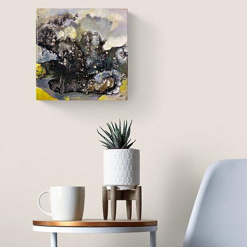 Quel tableau choisir pour votre décoration intérieure? Cette toile se marie avec une déco contemporaine et classique.