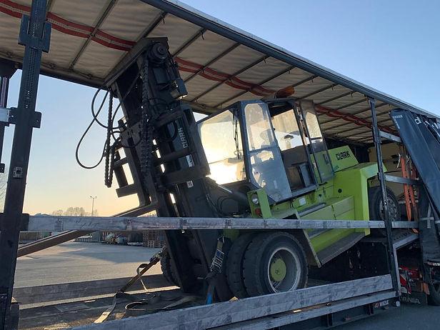 Spezialtransporte München