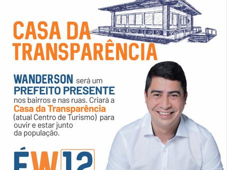 A Casa da Transparência