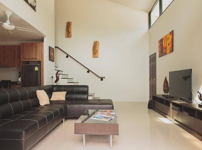 Blue Sky Villa, holiday rental, Phuket villa for rent in Rawai, Naiharn