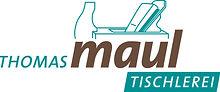 Logo Tischlerei Maul