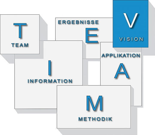 Graphische Darstellung von Leistungsfeldern