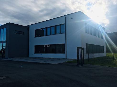 Standort Siegsdorf Vorderansicht