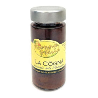 Cognà - Mostarda dolce
