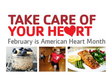 February is Healthy Heart Month