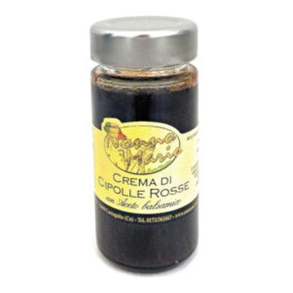Crema di Cipolle rosse con Aceto balsamico