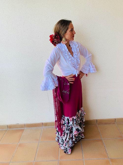Falda Estepa