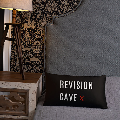 Revision Cave Pillow