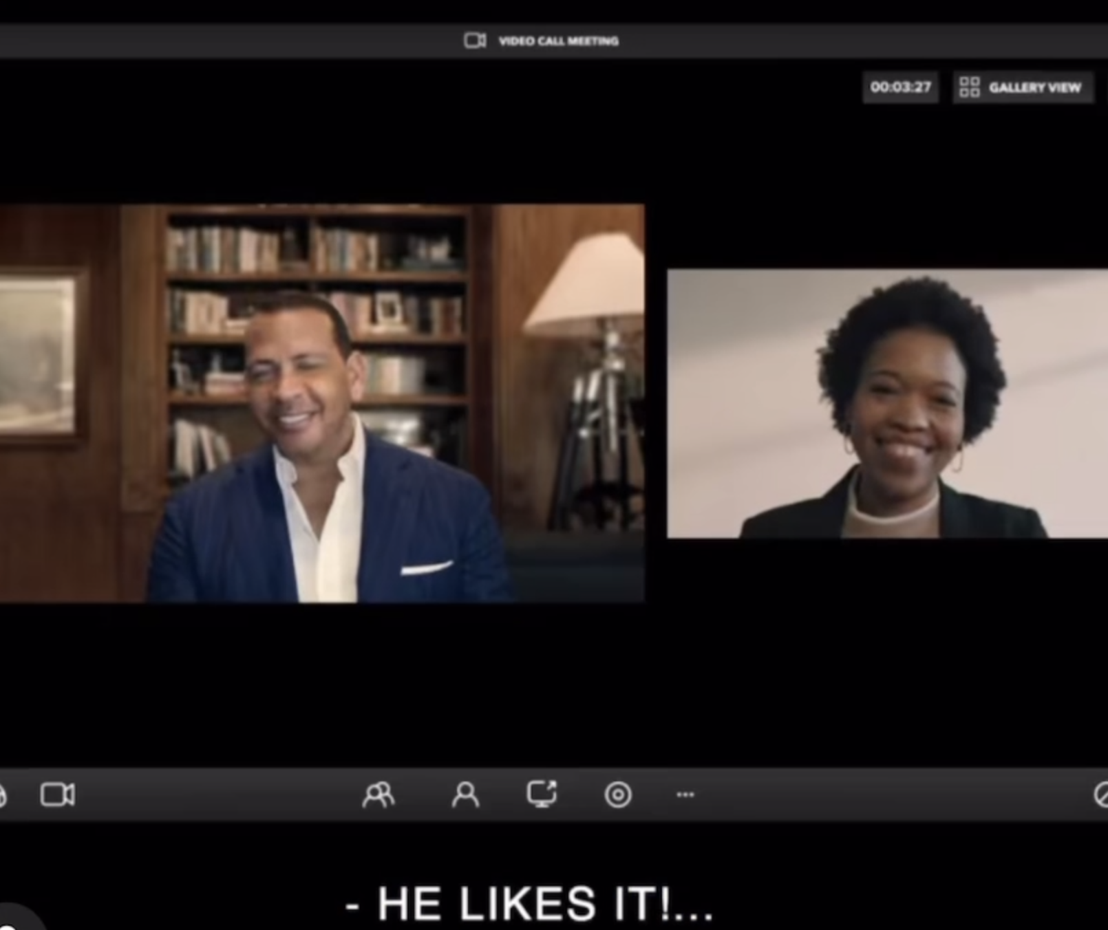 Krystal Voices QuickBooks Ad starring Alex Rodriguez!