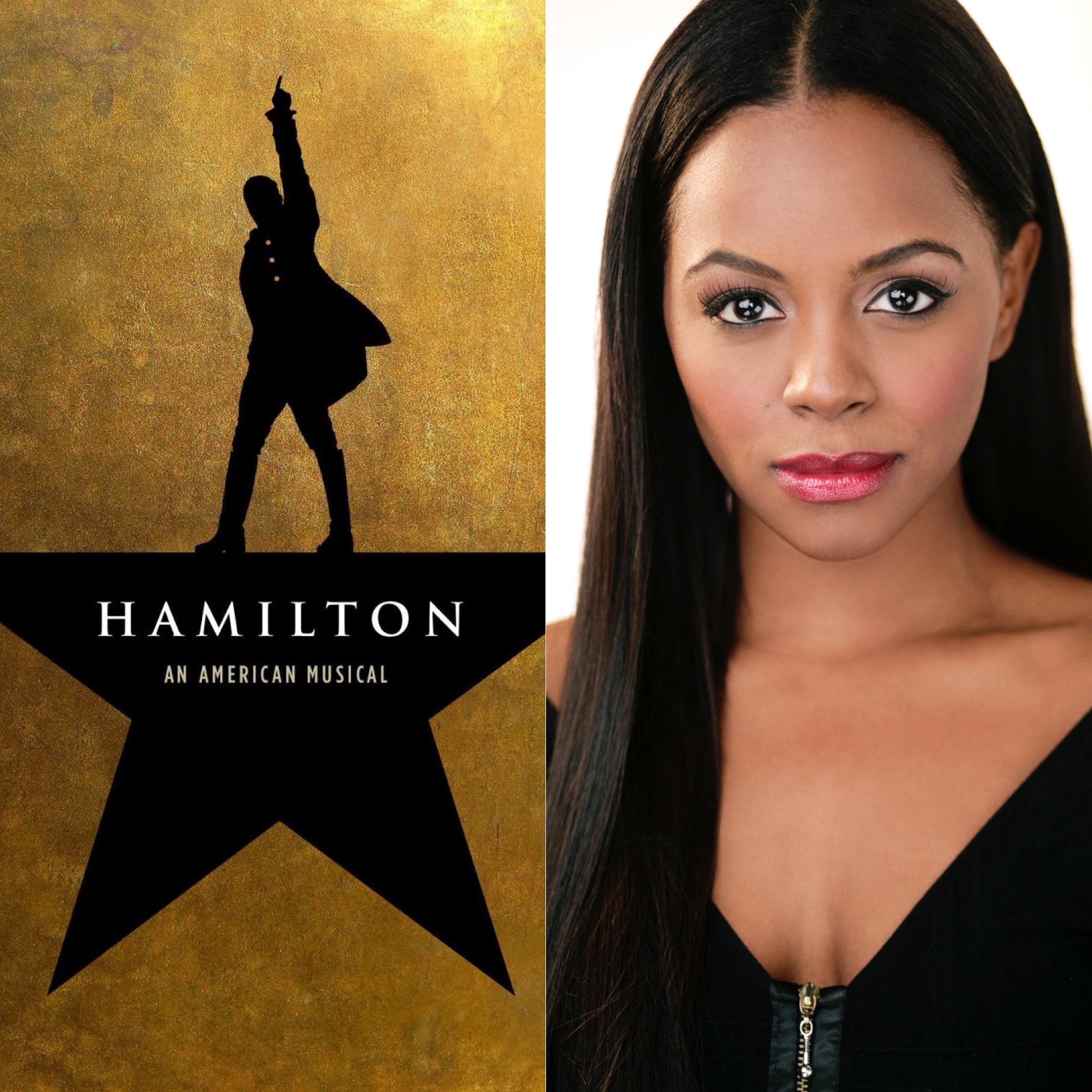 KJB is Starring in Hamilton Broadway