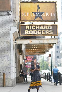 KJB Returns to Broadway in HAMILTON: An American Musical Sept. 14th, 2021