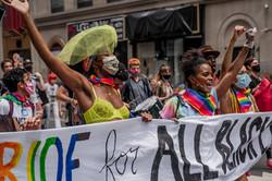 KJB Activist, Creates: Rally For Freedsom